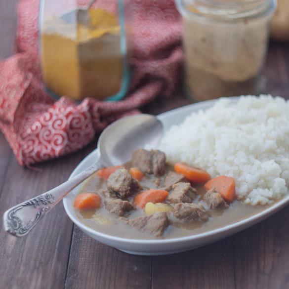japońskie curry