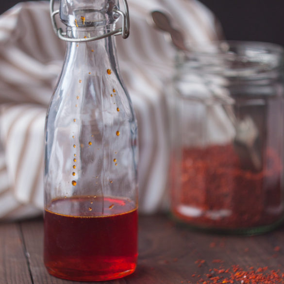 olej chili