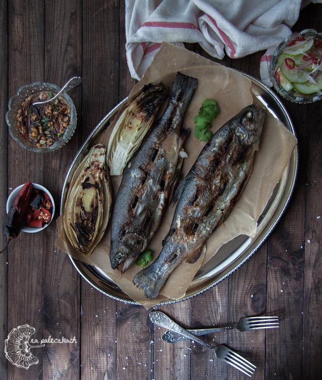 grillowana ryba