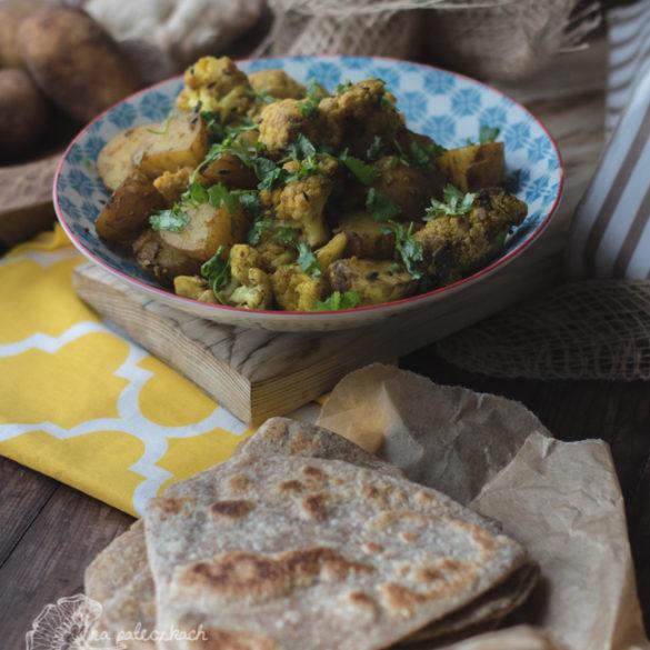 curry z kalafiora