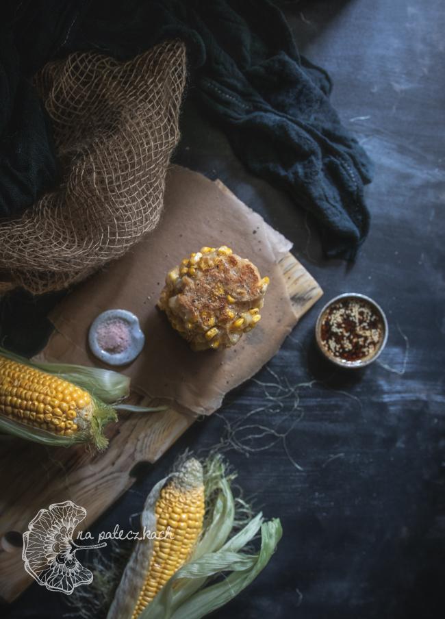 placuszki z kukurydzy