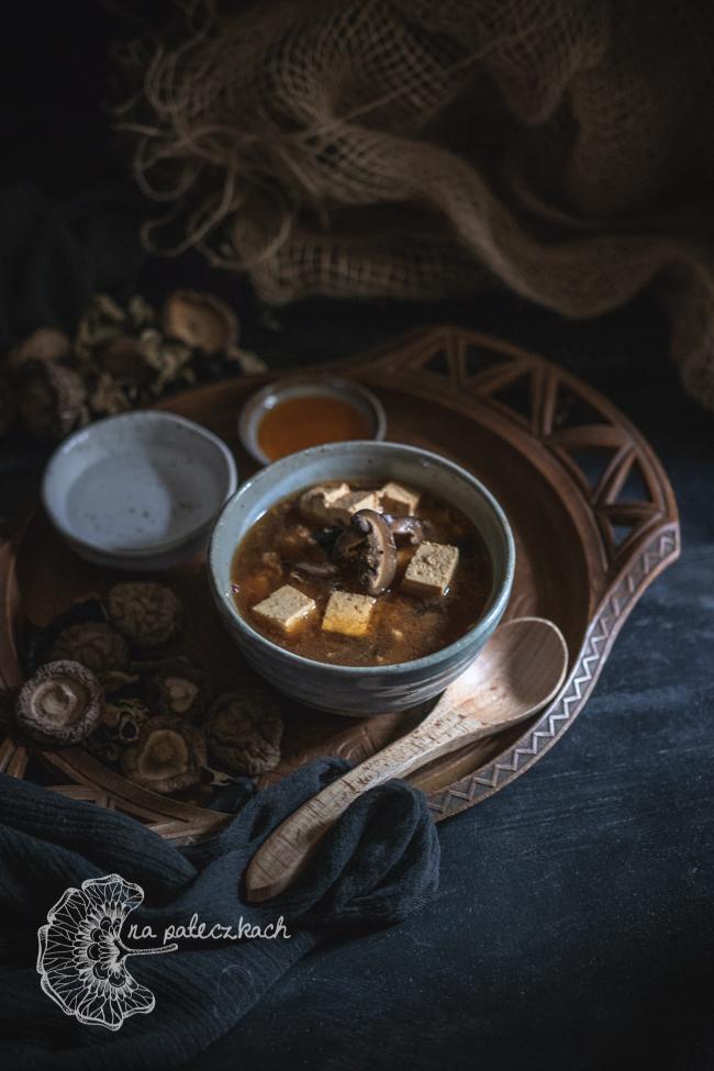 zupa ostro kwaśna