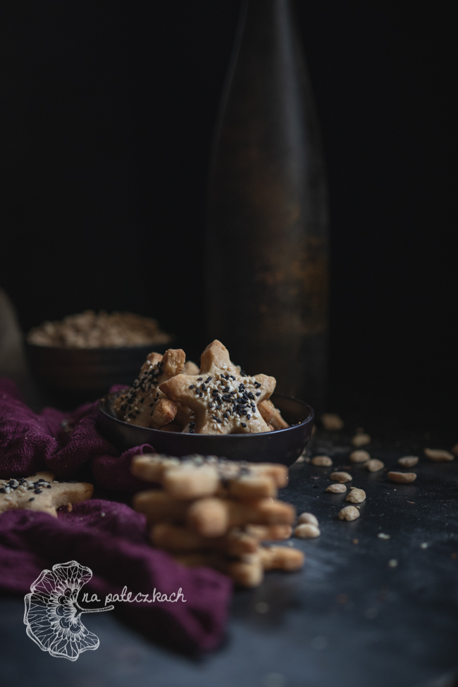 ciasteczka z orzechami