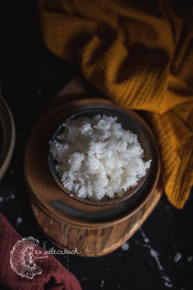 gotowanie ryżu