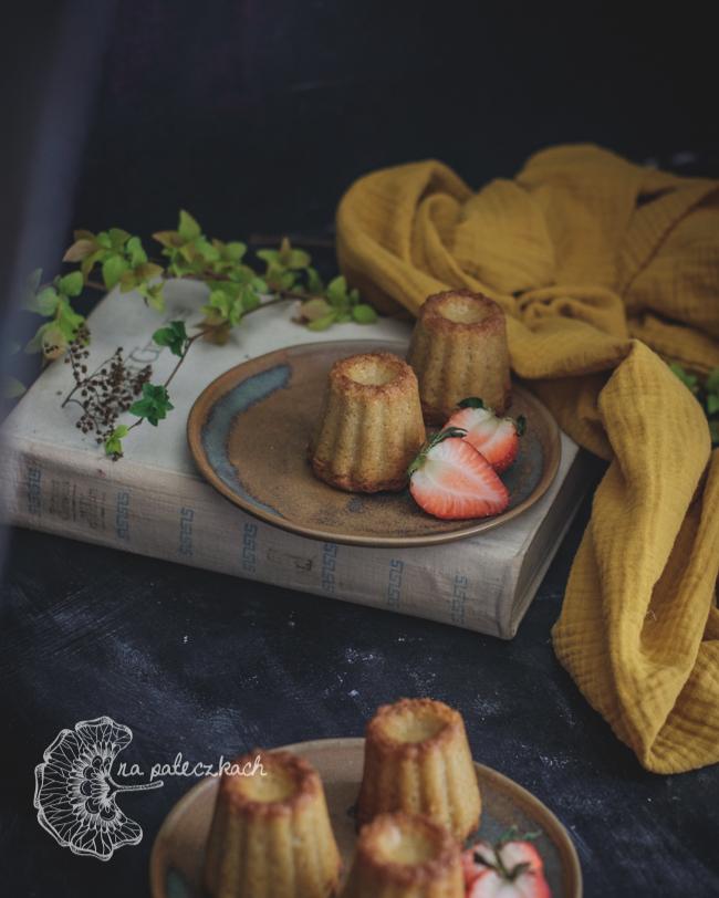 babeczki sezamowe