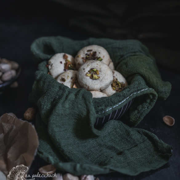 ciasteczka kardamonowe